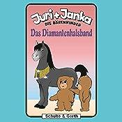 Das Diamantenhalsband (Juri und Janka - Die Bärenkinder 6) | Stephanie Schäfer, Tim Thomas