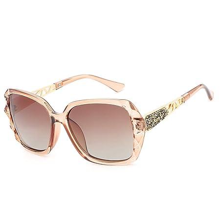 967f306334 KOMNY Luxury Brand Design Sunglasses oversized Women Polarized sun glasses  Female Prismatic Eyewear