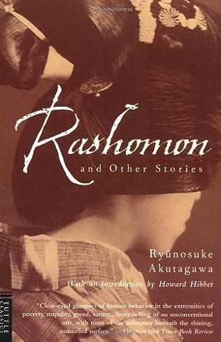 book cover of Rashomon