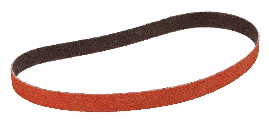 Maroon 3-1//2 Width x 15-1//2 Length Scotch-Brite Medium Pack of 10 TM Surface Conditioning Belt