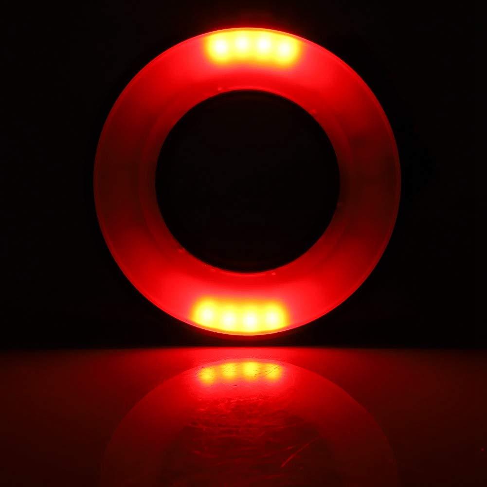 Focket Lumi/ère LED de plong/ée sous-Marine SL-108 67mm /Étanche Flash Light LED pour cam/éra plong/ée ou bo/îtier
