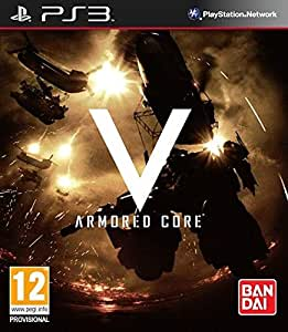 Armored Core 5 By Bandai - PlayStation 3
