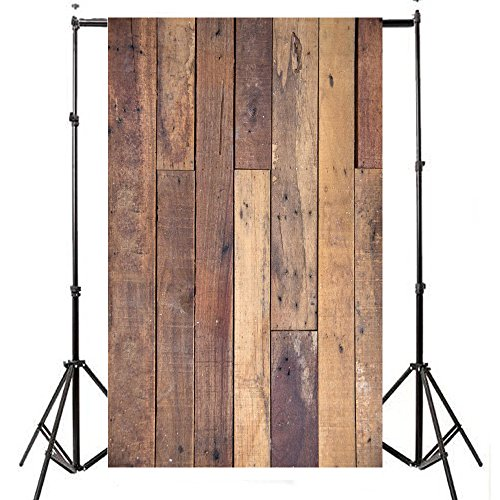 (FUT Wooden Theme Photography background Vinyl Cloth Backdrop(Updated)