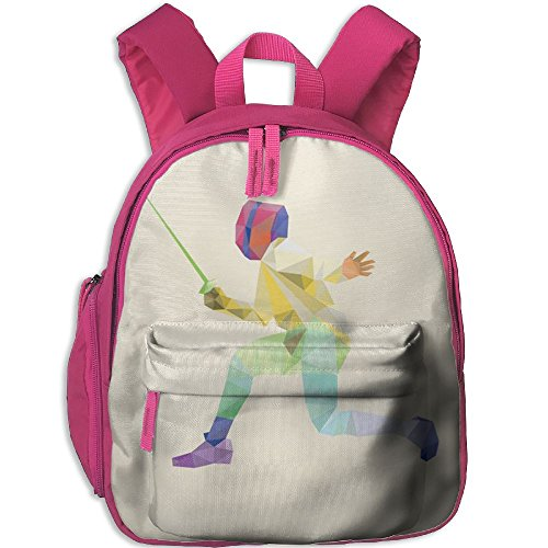 Crystal Lattice Global Fencing Children School Backpack Cute Schoolbag For Primary Students Kids Shoulder Bag