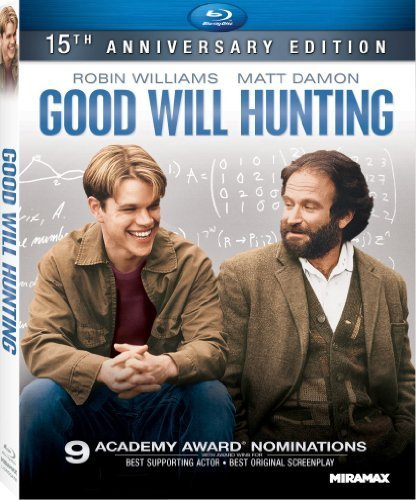 Good Will Hunting (15th Anniversary Edition) [Blu-ray] by Lionsgate