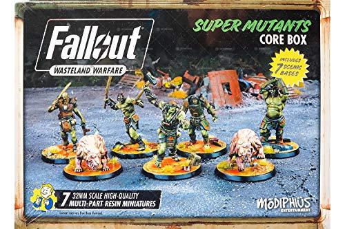 Fallout: Wasteland Warfare Super Mutants Core Box -