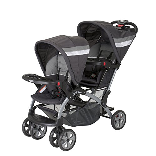 Baby Trend Sit and Stand Double Stroller, Liberty (Baby Trend Sit And Stand Double Stroller Liberty)