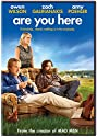 Are You Here [DVD]<br>$489.00