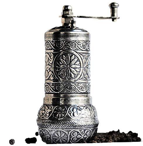 Bazaar Anatolia Pepper Mill, Spice Grinder, Pepper Grinder,