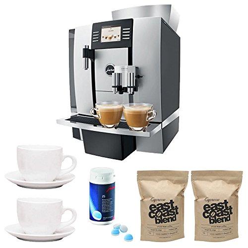 Cheap Jura GIGA W3 Proessional Automatic Coffee Machine w/Coffee Accessory Bundle