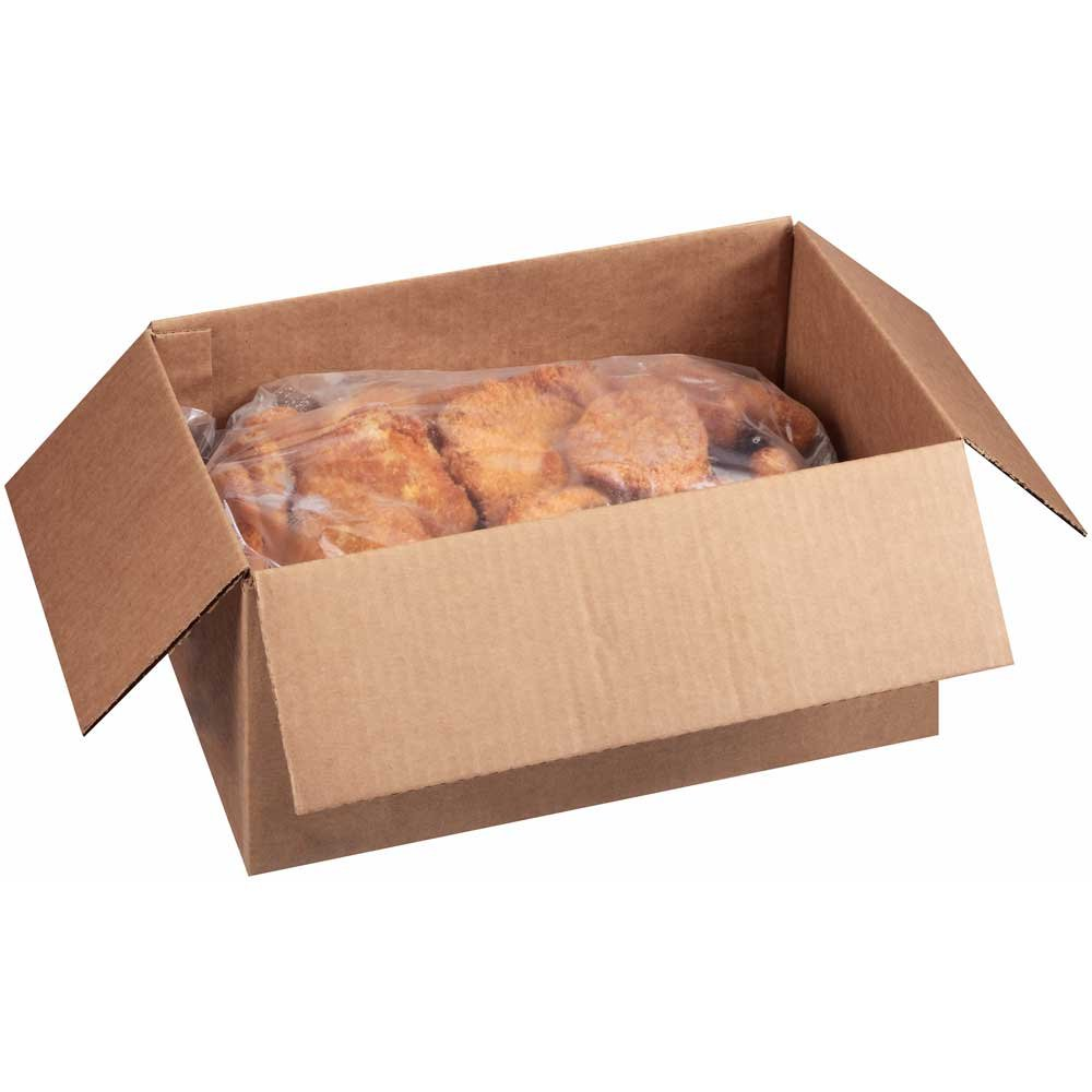 Tyson Fully Cooked Breaded Chicken Breast Filets with Rib Meat, 10 Pound - 1 each. by Tyson