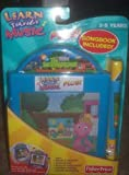 Fisher Price Learn Through Music Touchpad Backyardigans: Adventure Around the World