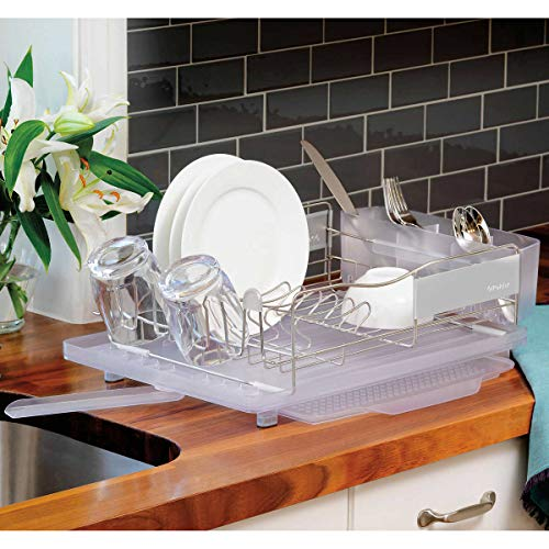Polder Stainless Steel Dish Rack product image