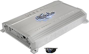 Hifonics 1 Kanal Endstufe Vulcan Vxi 3000d Elektronik