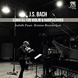 #8: Bach: Sonatas for Violin & Harpsichord