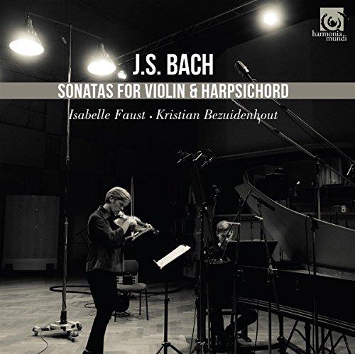 Bach Sonata Violin - Bach: Sonatas for Violin & Harpsichord