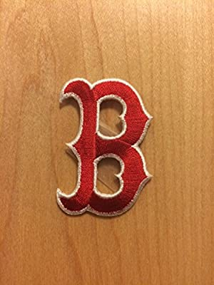Boston Red Sox Patch Iron on Sew On Emblem Badge