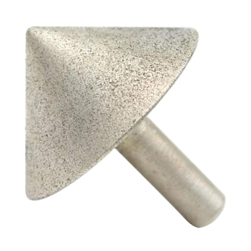Chamfer Cutter 25mm Dia 8mm Shank Set of 2 90 Degree Diamond Countersink Drill Bits