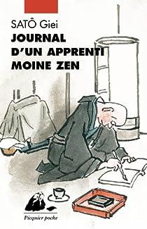 Journal d'un apprenti moine zen par Satô