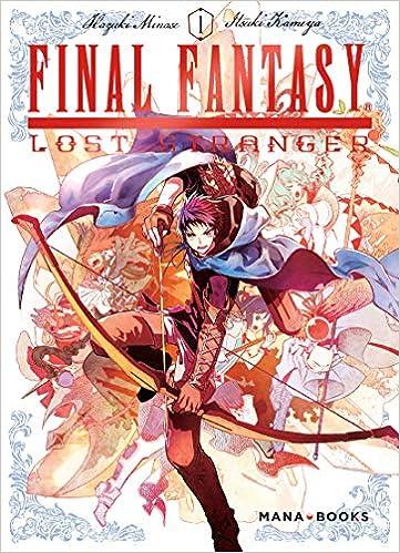 Final Fantasy Lost Stranger Tome 1 9791035500276 Amazon