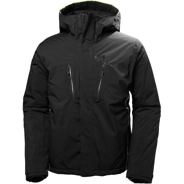 ヘリーハンセン アウター ジャケットブルゾン Helly Hansen Men's Charger Jacket Black [並行輸入品] B079P13KHF  Small