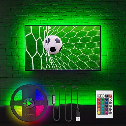 TV LED Backlight for 32 to 60 Inch TV Bias Lighting - 8.2ft USB ...