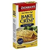 Zatarain's Bake & Crisp Seafood, 8-ounces (Pack of 8)
