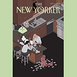 The New Yorker, October 11th 2010 (Jake Halpern, Malcolm Gladwell, Alice Munro)