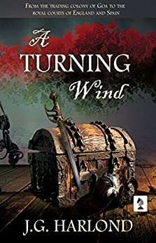 A Turning Wind by [Harlond, J G ]