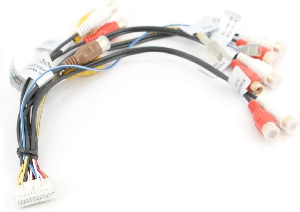 PIONEER AVIC-F90BT Auto Stero Wiring Harness Plug