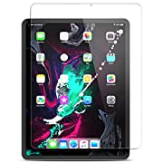 "Maxboost Screen Protector for Apple iPad Pro 11-inch 2018 (Clear, 1 Pack) Tempered Glass Screen Protector with Advanced Touch Sensitive HD Clarity Compatible with iPad Pro 2018 11"" (1-Pack)"