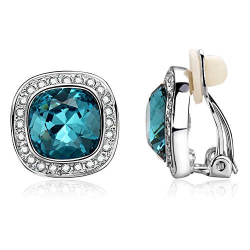 Swarovski Clip On Earrings - 1