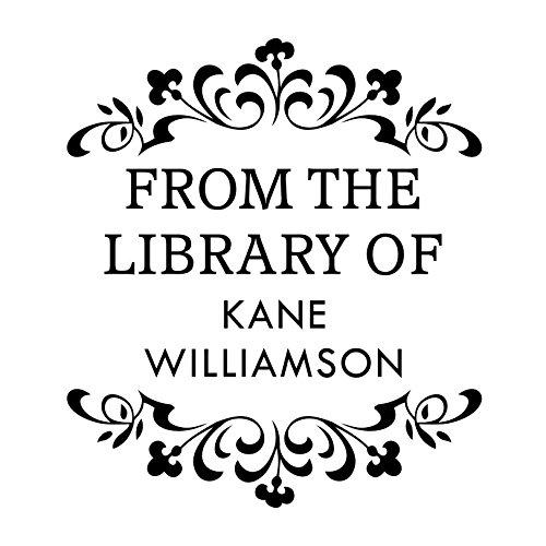 - Embosser, Custom Embosser, Library Embosser, From The Library Embosser, Monogram Embosser Hand Held Embosser, Embossing Stamp, Seal, Embosser, Trodat Embosser Style-X