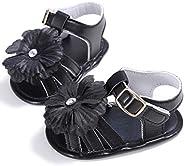 Iusun Sandles Infant Baby Girls Soft Sole Anti-Slip Crib Shoes Toddler Shoes