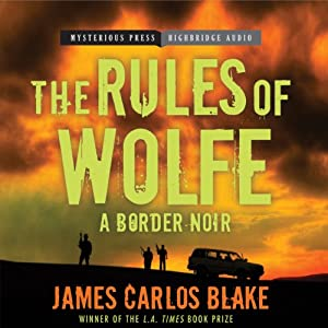 The Rules of Wolfe Audiobook