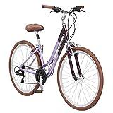 Schwinn Capitol Women's Hybrid Bicycle Lavender 700c Wheel, 16