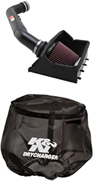 K/&N Filters 77-2582KTK Performance Induction Kit