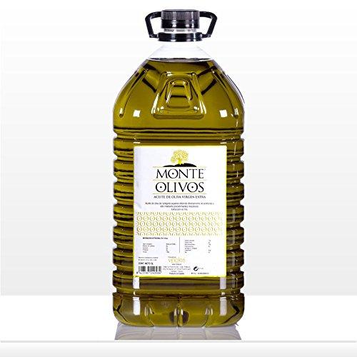 Monte Olivos - Aceite de Oliva Virgen Extra - garrafa de 5 litros: Amazon.es: Alimentación y bebidas