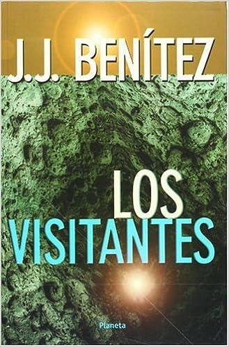 Los Visitantes: Amazon.es: J J Benitez: Libros
