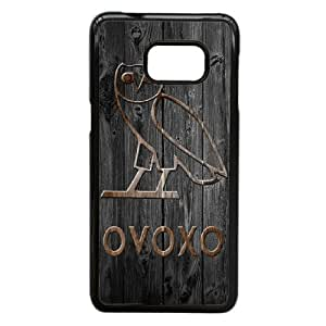 Samsung Galaxy S7 Edge Phone Case Black Drake Ovo Owl Brand Logo Case Cover PP7U380465