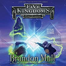 Time Jumpers Audiobook by Brandon Mull Narrated by Keith Nobbs