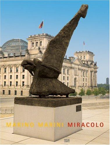Marino Marini. Miracolo: Skulptur, Grafik, Fotografie