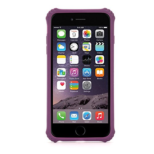 online retailer 42850 e44be Griffin Survivor Core iPhone 6/6s Case with Slim and Protective Design -  Clear