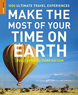Book Cover: Make The Most Of Your Time On Earth 3