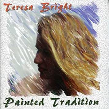 amazon painted tradition teresa bright 輸入盤 音楽