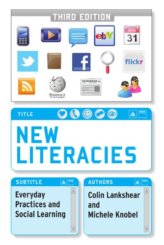 New literacies: everyday practices and social learning:...