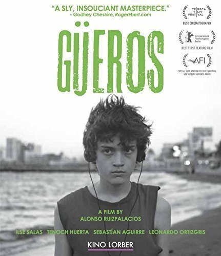 Blu-ray : Gueros (Subtitled)