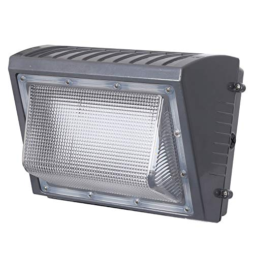 Honeywell 6000 Lumen LED Rectangular Wall Pack Security Light - Honeywell Natural