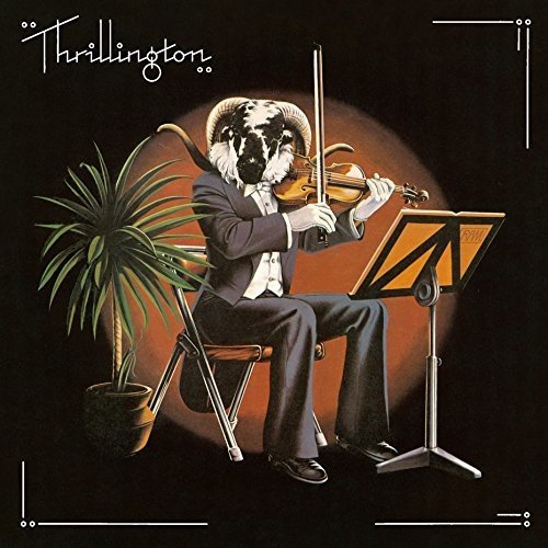 Japanese Shm Cd - Thrillington
