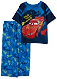 Disney Cars Pajama Set, 2 Piece, Navy, 18 Months